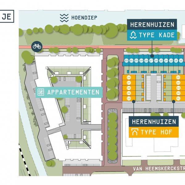 Westerwal - Hofwoningen, bouwnummer 4