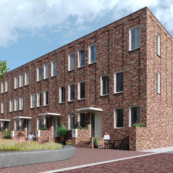 Westerwal - Hofwoningen, bouwnummer 6