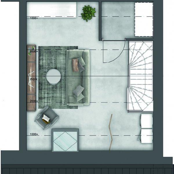 Hofwoningen, bouwnummer 42
