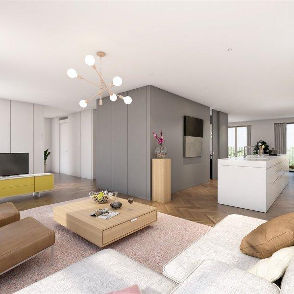 Comfort appartement, bouwnummer 3