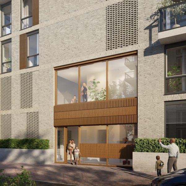 Appartementen, bouwnummer 6