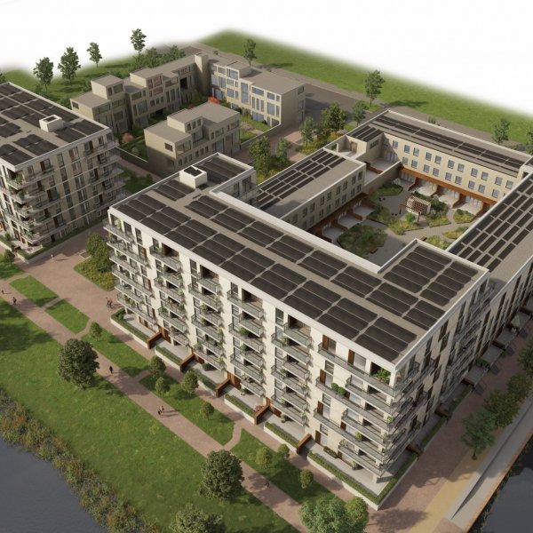 Appartementen, bouwnummer 9