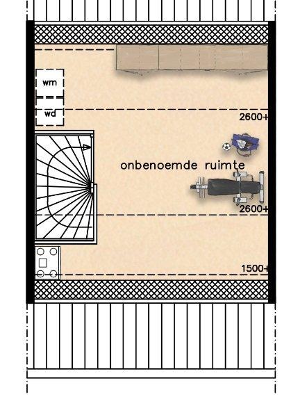 Vijf van Vorst - Type A, bouwnummer Dr Berlagelaan 9K