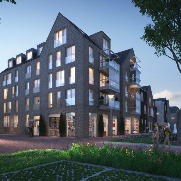 Appartementen, bouwnummer 21