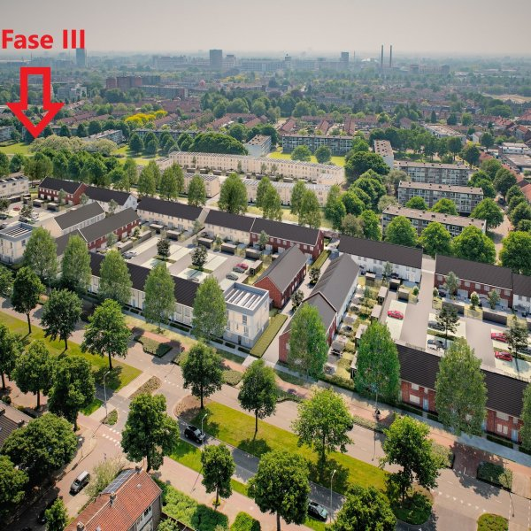 Type B, bouwnummer van Vorststraat 6A