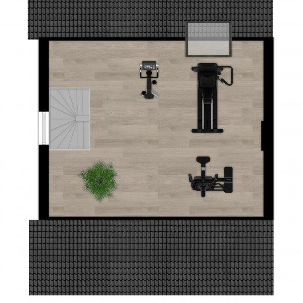 Kapiteinswoningen - Beilerstraat, bouwnummer 1