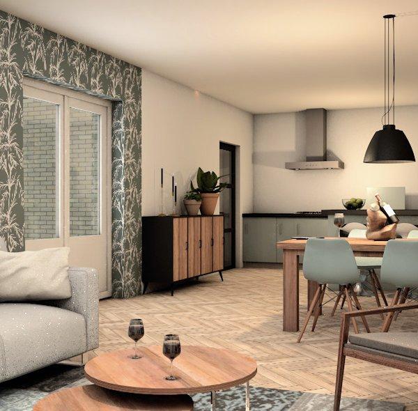 Appartementen - Beilerstraat, bouwnummer 3a