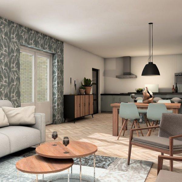 Appartementen - Beilerstraat, bouwnummer 3b