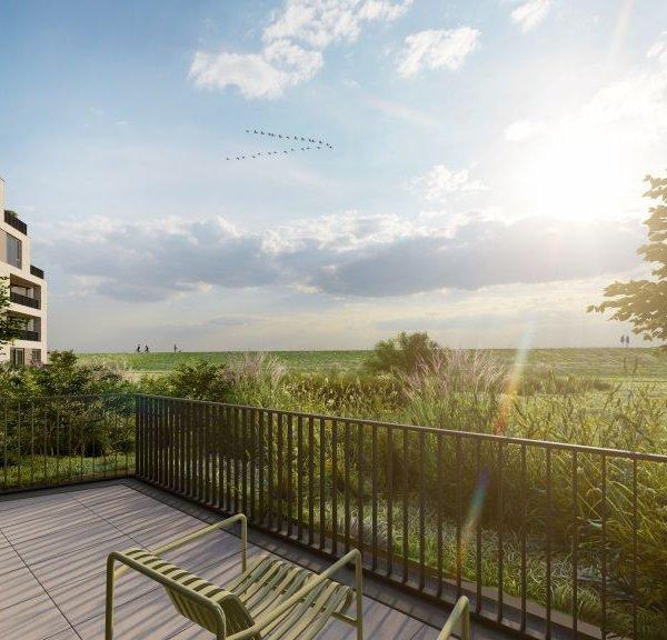 Op de Terp - luxe appartementen - Lents Buiten, bouwnummer 333