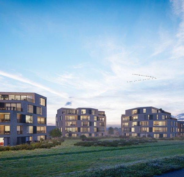 Op de Terp - luxe appartementen - Lents Buiten, bouwnummer 323