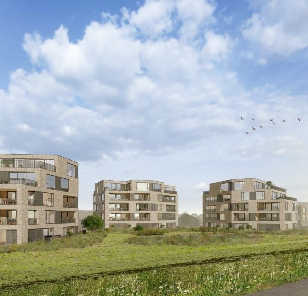 Op de Terp - luxe appartementen - Lents Buiten, bouwnummer 111