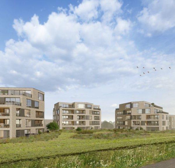 Op de Terp - luxe appartementen - Lents Buiten, bouwnummer 112