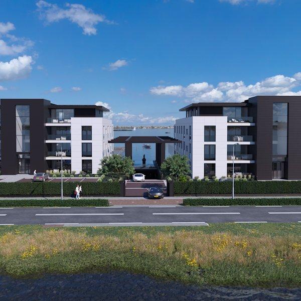 Residence 1, bouwnummer