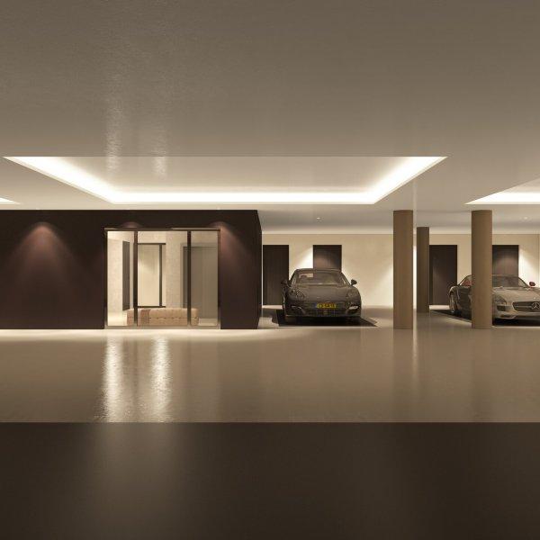 Penthouse, bouwnummer
