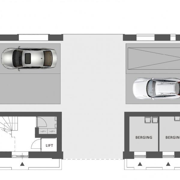 Appartementen | Type A, bouwnummer