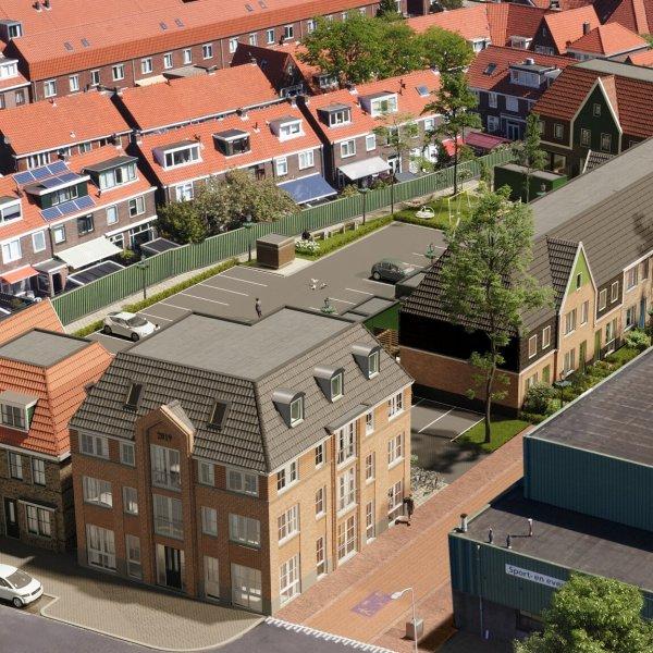 Appartementen complex Batavia, bouwnummer 6