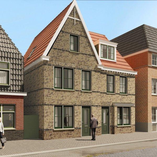 Appartementen complex Batavia, bouwnummer 10