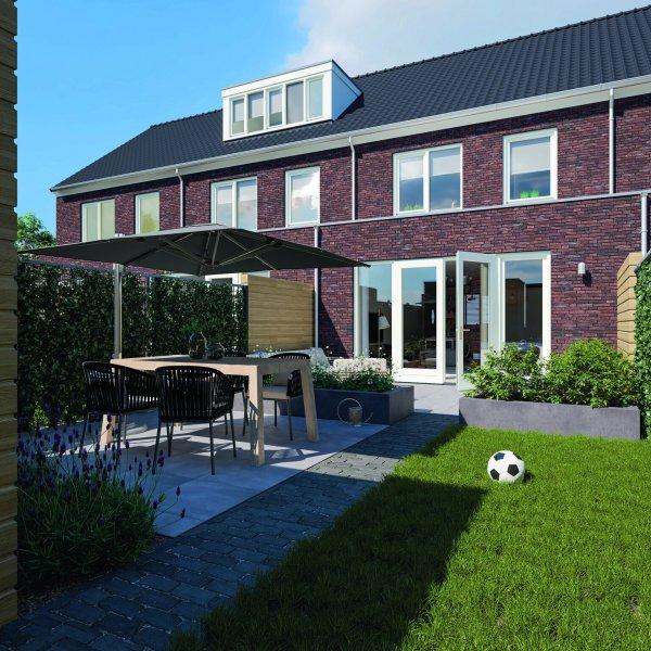 Eindwoning met garage type C, bouwnummer 903