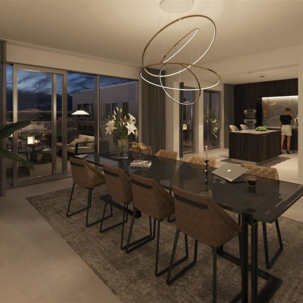Sluishuis Duplex Penthouse, bouwnummer 58