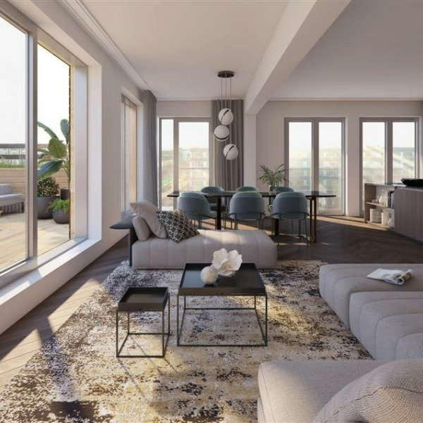 Sluishuis Duplex Penthouse, bouwnummer 66