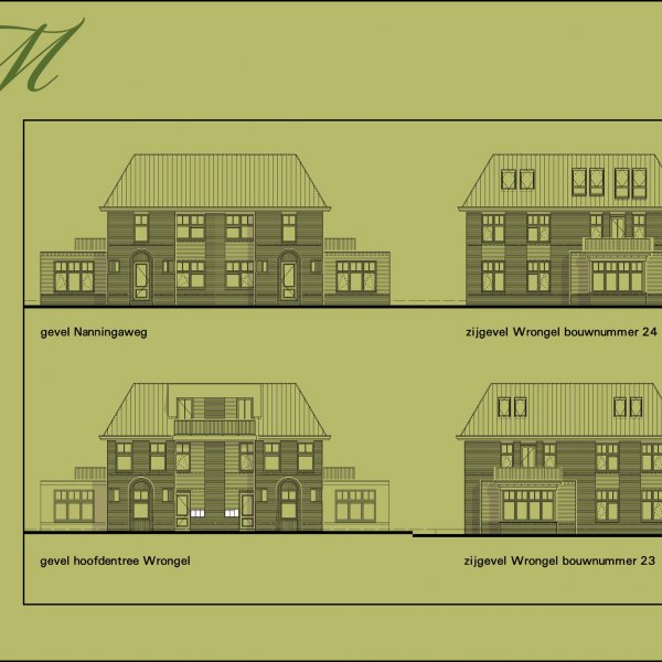 Appartementen, bouwnummer 25