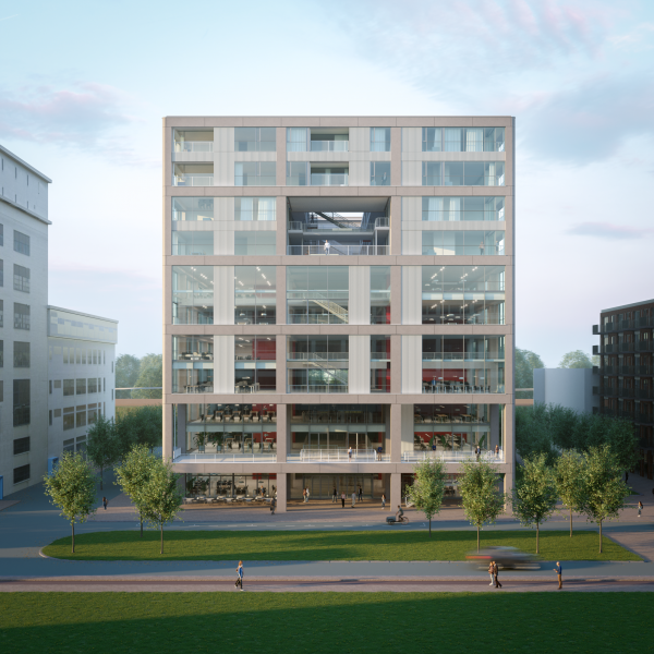 Eindhoven - Donna - Type A, bouwnummer 7.14