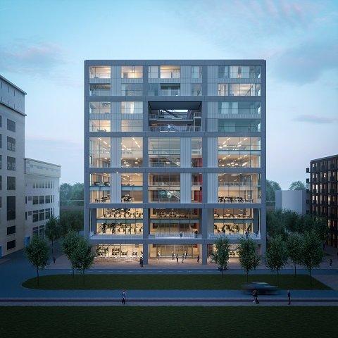 Eindhoven - Donna - Type B, bouwnummer 9.11