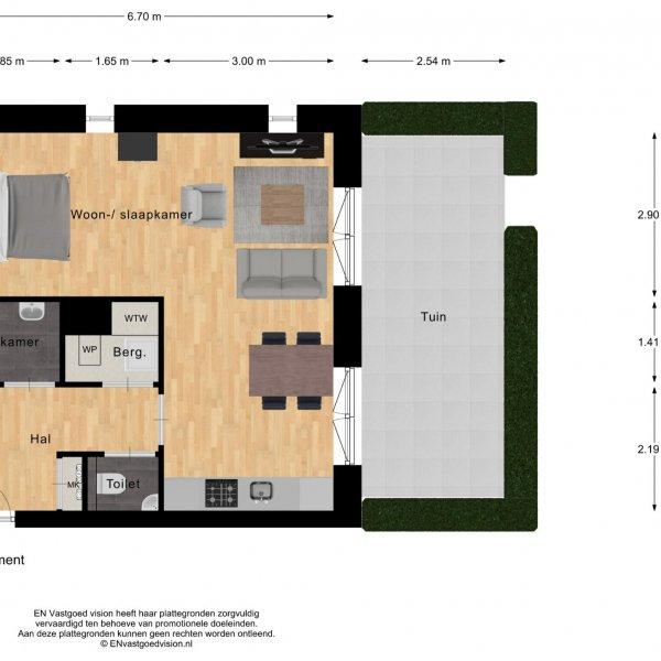 Pakhuizen 3 ''Peer's privilege'', bouwnummer 33