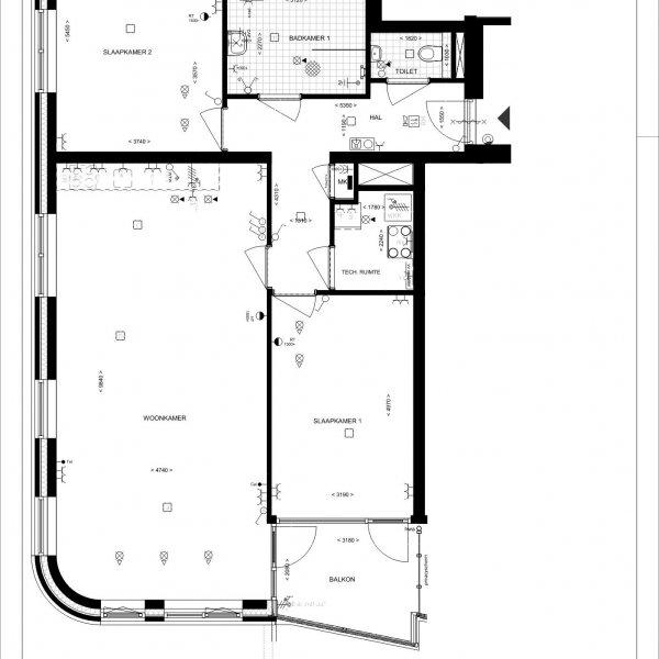 Type B - Toren, bouwnummer 12