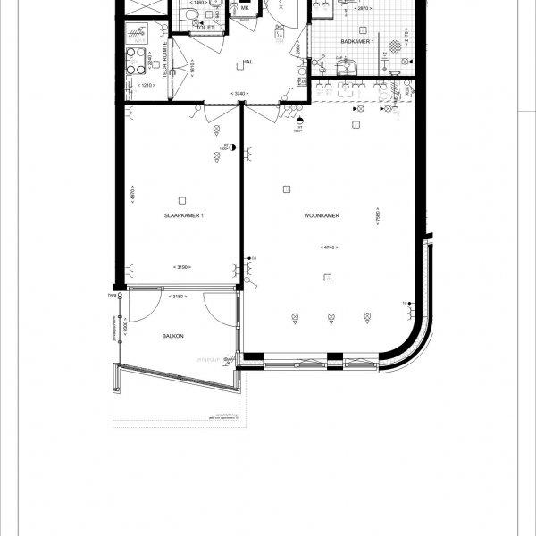 Type B - Toren, bouwnummer 13