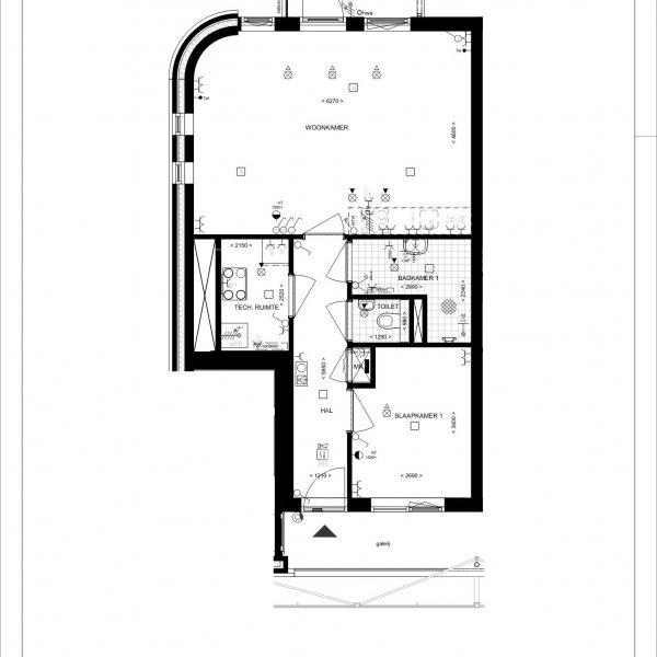 Type A - Martin Luther Kingweg, bouwnummer 33