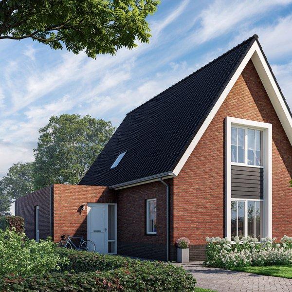 Vrijstaand wonen Leek   De Hoven, bouwnummer 6