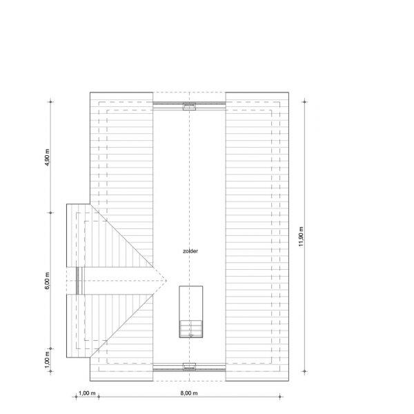 Vrijstaand wonen Leek   De Hoven, bouwnummer 7