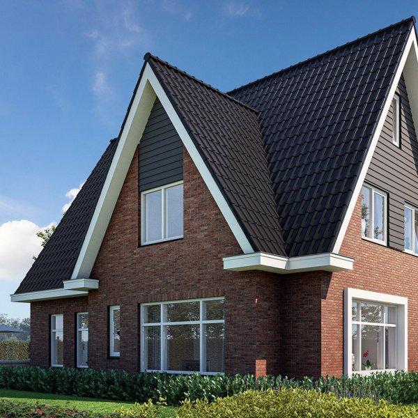 Vrijstaand wonen Leek   De Hoven, bouwnummer 12