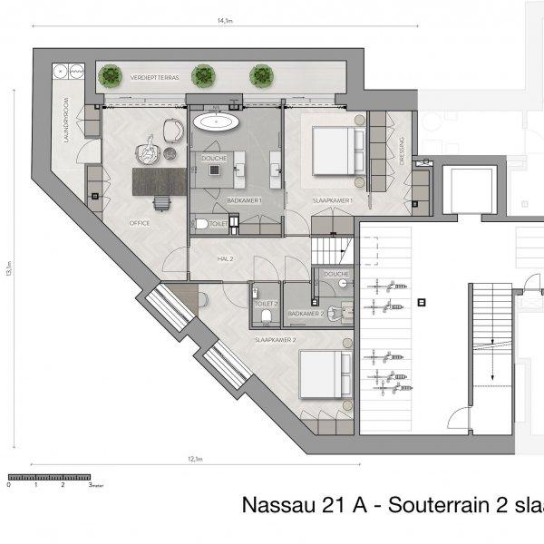 Ground floor apartments, bouwnummer