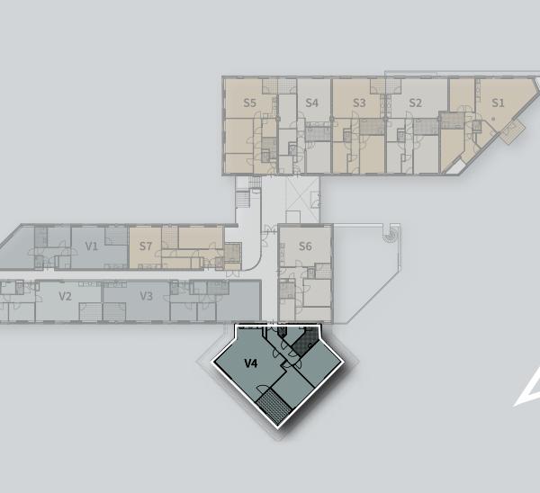 Appartementen, bouwnummer 4
