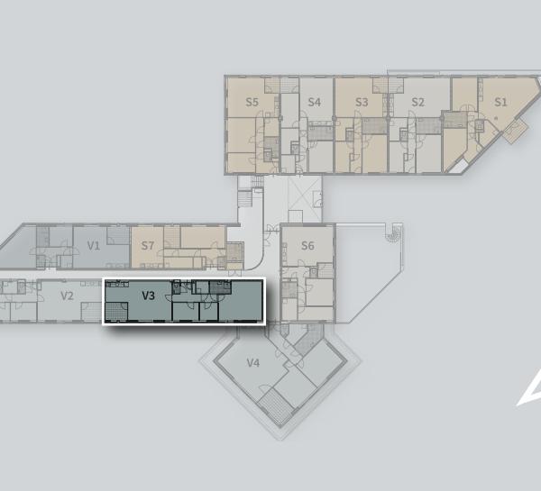 Appartementen, bouwnummer 3