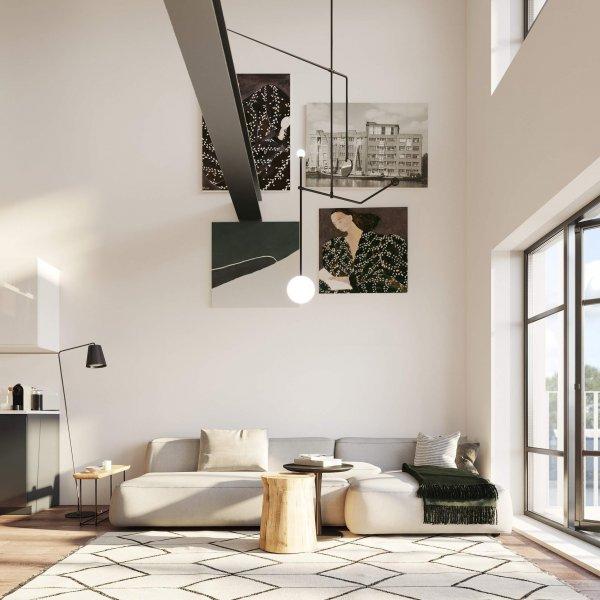 Houtbij, lofts, bouwnummer 403