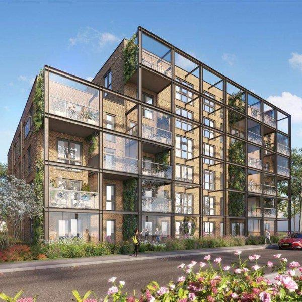 De Houttuin fase 2 Balau, 3-kamer 65 m², bouwnummer 258