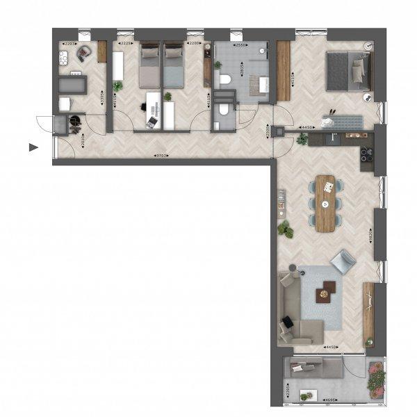 Doerak (117 m²), bouwnummer 1