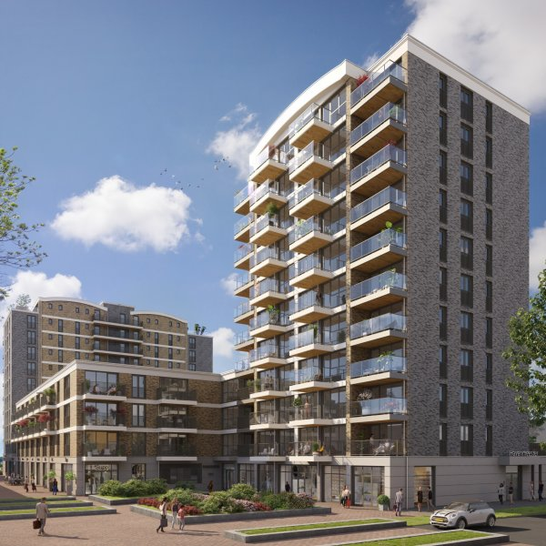 Sloep (99 m²), bouwnummer 4