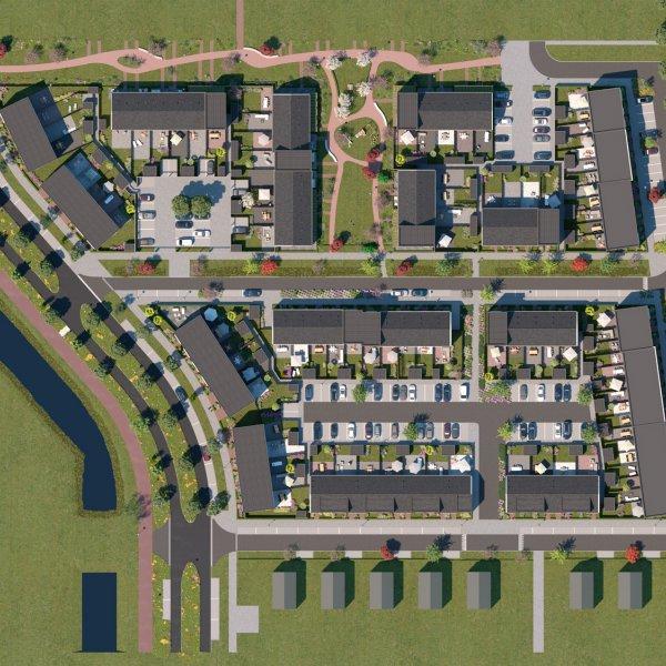 Wonen aan het park - Type C, bouwnummer 90