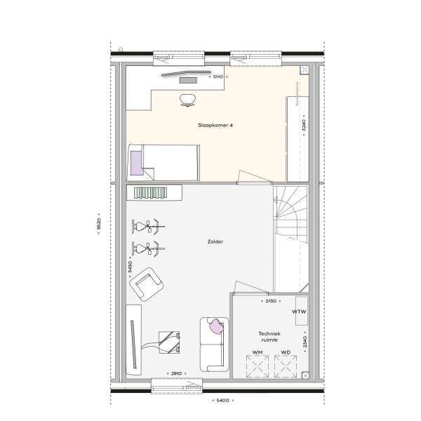 Stadsvilla, bouwnummer 42