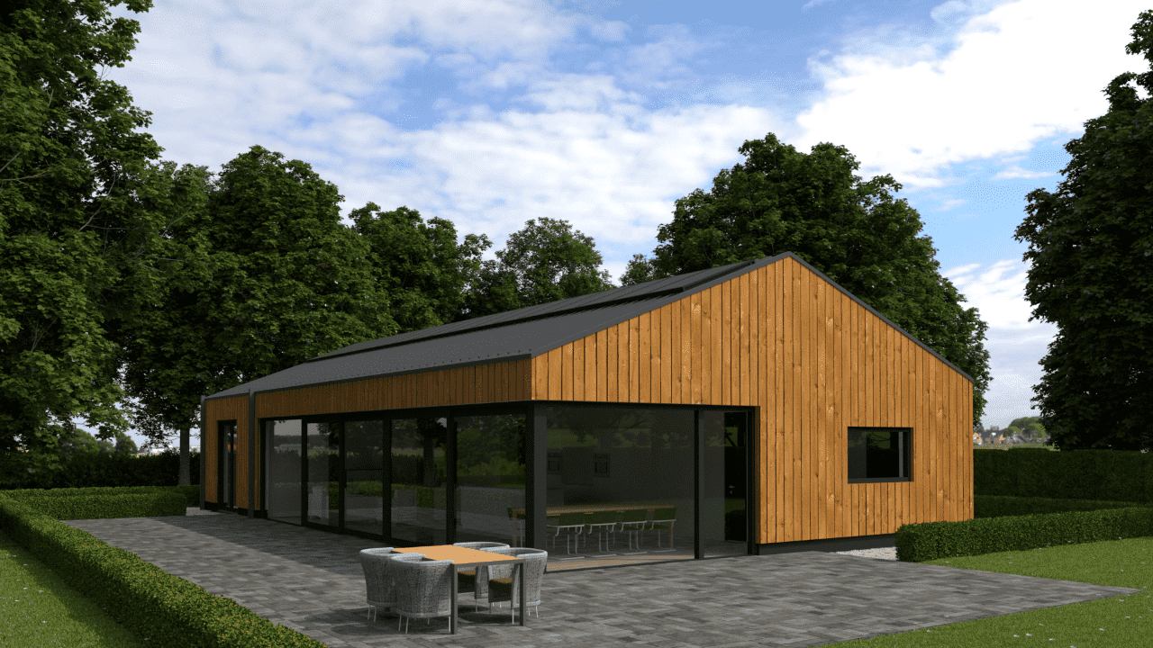 bungalow bouwen