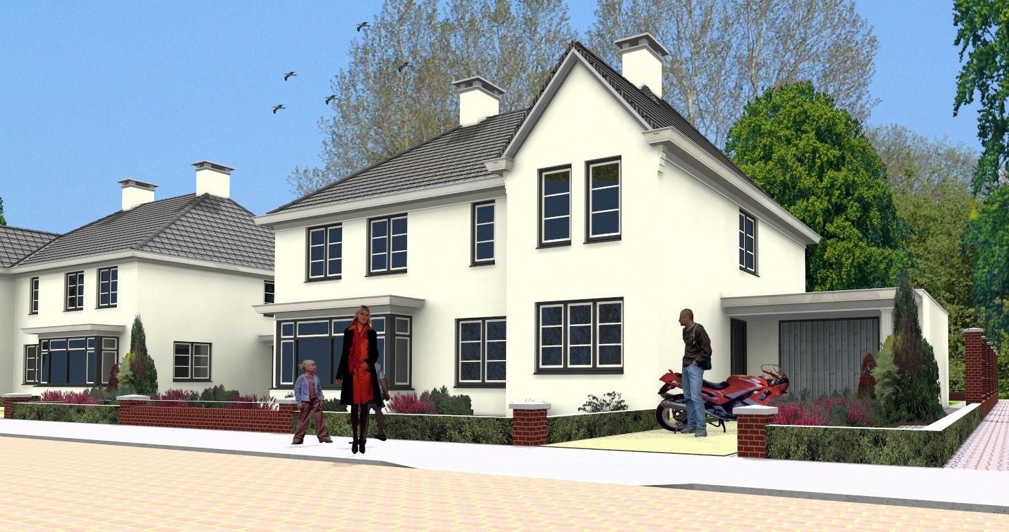 casco huis laten bouwen door de Woonwensfabriek