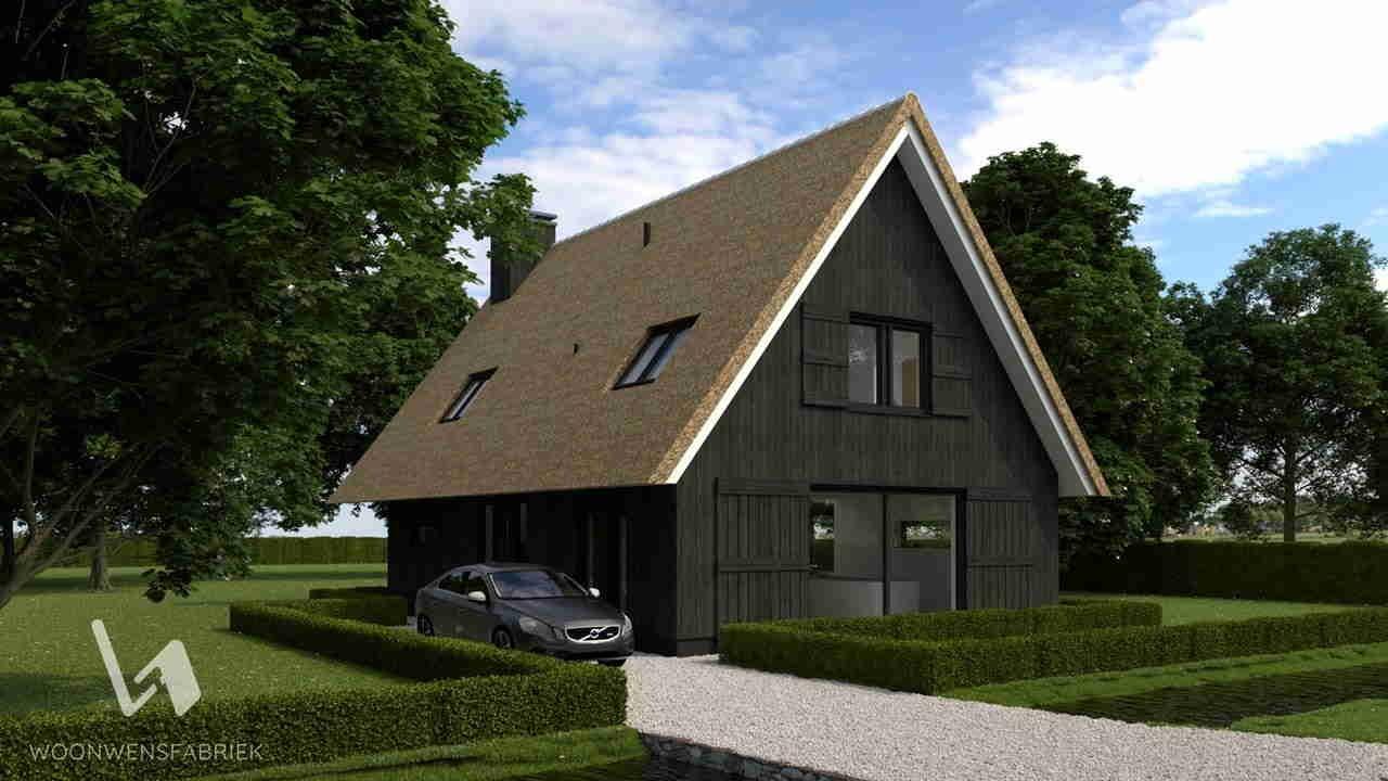 villa bouwen door de woonwensfabriek