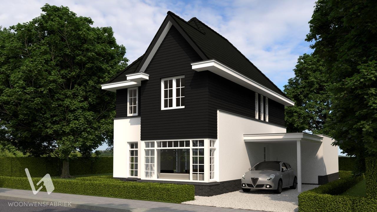 vrijstaande woning bouwen woonwensfabriek