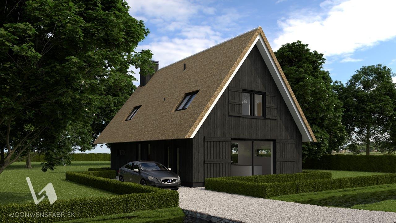 waarom een houten huis bouwen