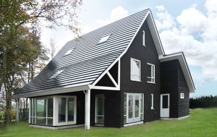 zweeds huis bouwen