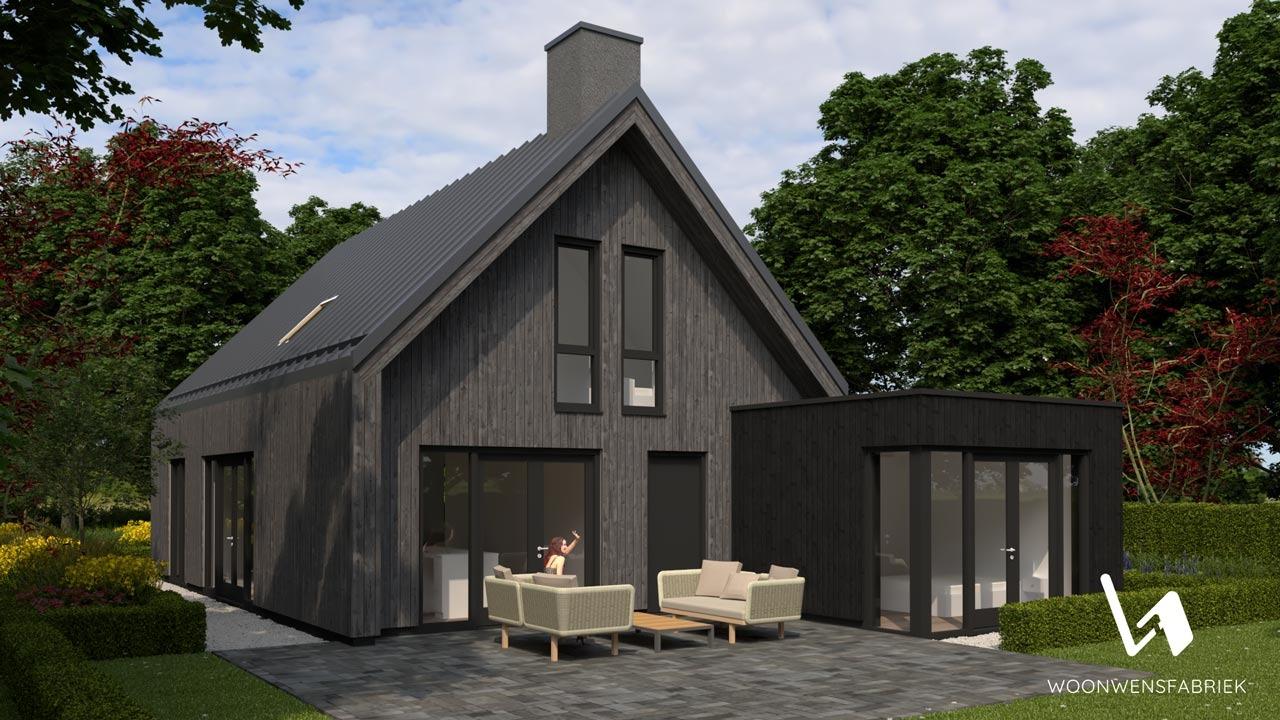 zweeds huis bouwen kosten